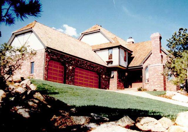 Award winning Tudor-style home in Colorado Springs