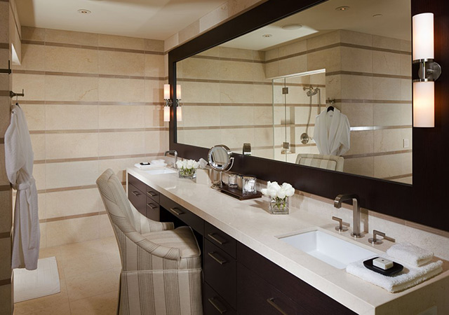 Luxurious, state-of-the-art master bathroom suite remodel in Henderson, Nevada